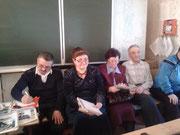 Встреча поэтов и писателей села Мухоршибирь.