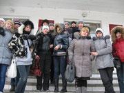"""7 декабря 2012 г, с. Иволгинск,  Конкурс """"Мисс и Мистер техникума"""""""