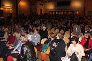 Ein zufriedenes Publikum