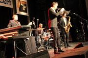 Till Brönner und Band bei den Verdener Jazz und Blues Tagen