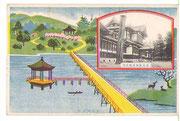奈良県物産陳列所(M35、関野貞、重要文化財指定)