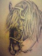 Buddy als Tatto