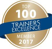 Eintrag als Päsentationstrainer (TOP 100)