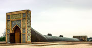 the Ulug Beg observatory