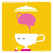【アイデンティ・ティー】「お茶を飲みながら考察…」