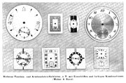 Quelle: Deutsche Uhrmacher-Zeitung Nr.19 von 1934 S.230