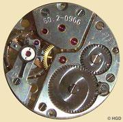 GUB Kaliber 60.2 16 Steine Werkseitig z.T. in Goldchatons