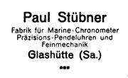 Firmenstempel 1929