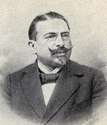 Professor Ludwig Stasser der langjährige Direktor der Deutschen Uhrmacherschule Glashütte
