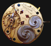 ALS Ankerchronometer 63778 Werkausführung 1A