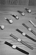 1954 - GUB Armbanduhren der Kalibergruppe 60 / Bild*