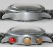 Seltene 1.Gehäuseform - keine aufgelöteten Bandanstöße