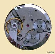 GUB Kaliber 70.3 Chronometerwerk Werkseite