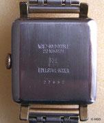 Deckelprägung der Pforzheimer Firma Rodi & Wienenberger AG