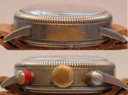 Häufigere 2.Gehäuseform -  mit aufgelöteten Bandanstöße