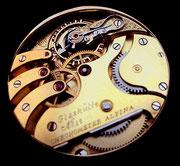 Chronometerwerk für offene TU