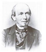 Firmengründer Ferdinand Adolf Lange 1815-1875