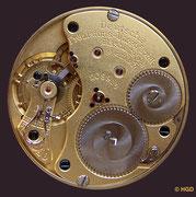 Deutsche Präzisions-Uhrenfabrik Glashütte e.G.m.b.H. Kaliber 43 Typ 2.2