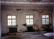 Der ehemalige Maschinensaal der Uhrenfabrik Kurtz