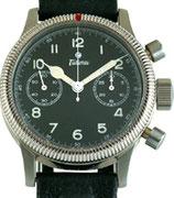 1994er Replik des Tutima Fliegerchronographen Kal.59