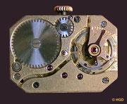 UROFA Kal.58 - Werkseitig mit Stoßsicherung Incabloc - alt, der ersten Incabloc- Stoßsicherung