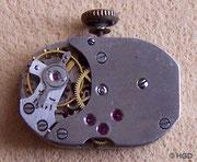 5 ¼- liniges Pfeilerwerk Kal. Kurtz 12, Werkseite