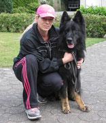 Linda en Balko vom Ossenliet 11 juni 2011