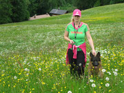 Linda en Alrine aus Mecklenburg, Berchtesgaden mei 2011