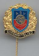 Ehrenmitglied:  für mind. 35 Jahre Vereinsmitglied und 75 Jahre alt
