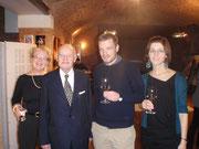 Monika, Rudolf, Richard Lang & Kristina Janjic