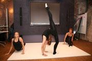 Showtanz Rhytmische Gymnastik
