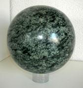 Sphäre, Speckstein aus dem Oberalp, Privatbesitz