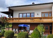 Ferienwohnung Blick in den Wasgau - Aussenansicht