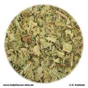 Zitronenverbenenblätter (Verbenae citriodorae folium)