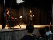 Audición de theremin en las escuelas