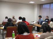 マリールイズさんによる講演会「ルワンダと福島をみつめて」