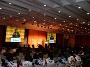 ルワンダの教育を考える会・マリールイズさん講演