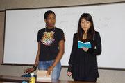 名古屋での学生会議