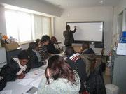 20日鳥取大学農学部北村教授による水利用に関する講義