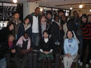 1月4日広島NGO Peace Builders事務所にて学生会議