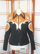 Américaine équitation Hippique Veste De Concours Natalynecouture ItzIwqE