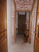 Palier du premier étage