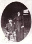 Mathurin Marie Joseph Féléan et sa fille Eugénie.