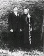 Louis Mathurin Féléan et Marie Françoise Tréguier.