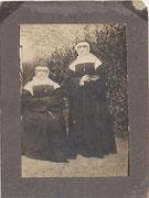 Marie-Anne Le Chevillier et sa niece Anne-Marie Sérandour
