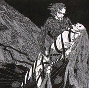 Inspiration Harry Clarke and...