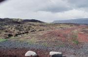 Weg zum Kratersee Kerid