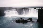 Der Goðafoss ist einer der bekanntesten Wasserfälle Islands und gilt als einer der schönsten Orte Islands.