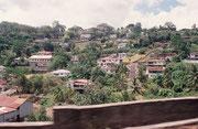 In der Umgebung von St. Georges, der Haupstadt von Grenada