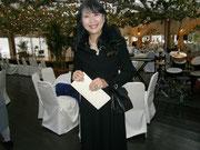 Mieko先生!お美しい!